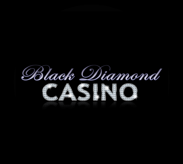 Logo by 675% WELCOME PACK AT BLACK DIAMOND CASINO
