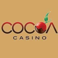 Logo by 100% Welcome bonus at Cocoa Casino
