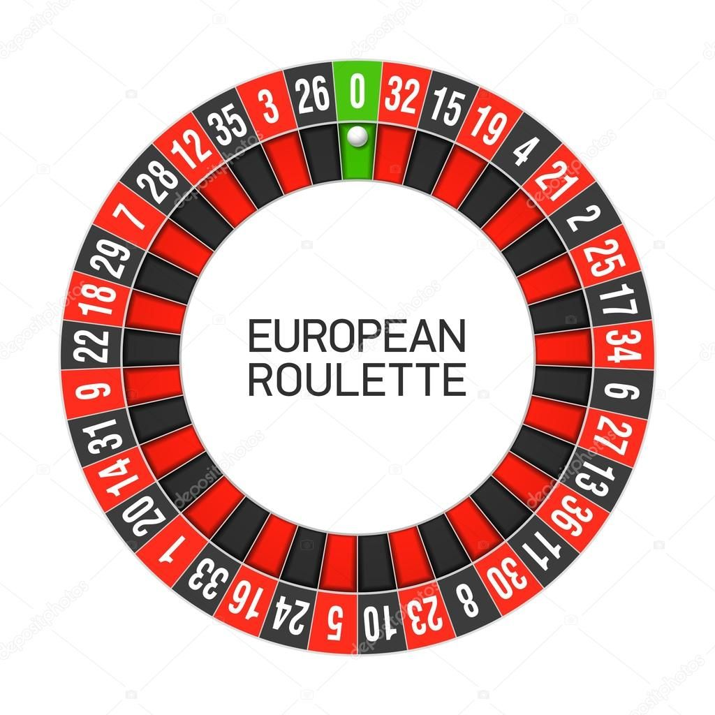 Logo by EUROPEAN ROULETTE VS AMERICAN ROULETTE
