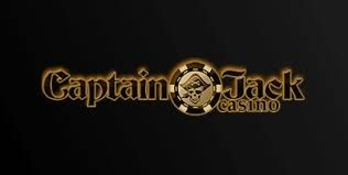 Logo by 100% MATCH BONUS UP TO $11000 AT CAPTAIN JACK CASINO
