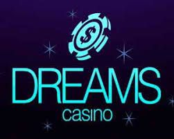 Logo by 200% BONUS IN DREAMS CASINO
