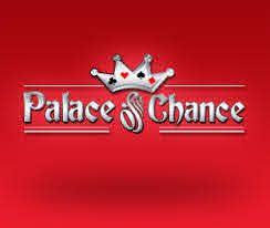 Logo by 200% Sign up bonus at Palace of Chance