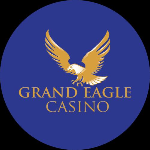 Logo by Grand Eagle Casino