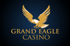 Logo by 100% Welcome bonus up to $300 at Grand Eagle Casino