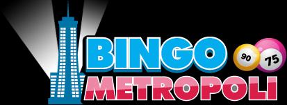 Logo by BINGO METROPOLI
