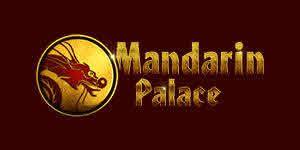 Logo by 100% Match bonus up to $500 at Mandarin Palace