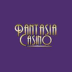 Logo by 100% DEPOSIT BONUS IN PANTASIA CASINO