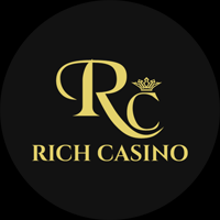 Logo by RICH CASINO