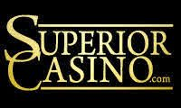 Logo by $20 Sign up bonus at Superior Casino