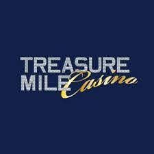 Logo by 200% up to $500 Welcome bonus at Treasure Mile Casino